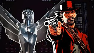 Will Red Dead Redemption 2 Sweep The Game Awards 2018?