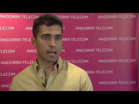 Cyber Security in the Company by Andorra Telecom and Andubay