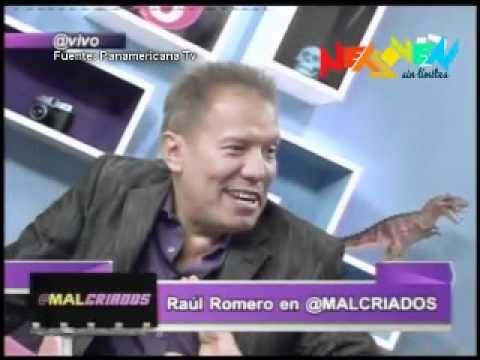 Raul Romero en Panamericana Tv