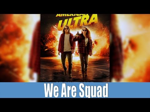 American Ultra - Movie Review -We Are Squad