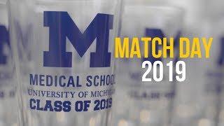 Match Day at Michigan Medicine - 2019
