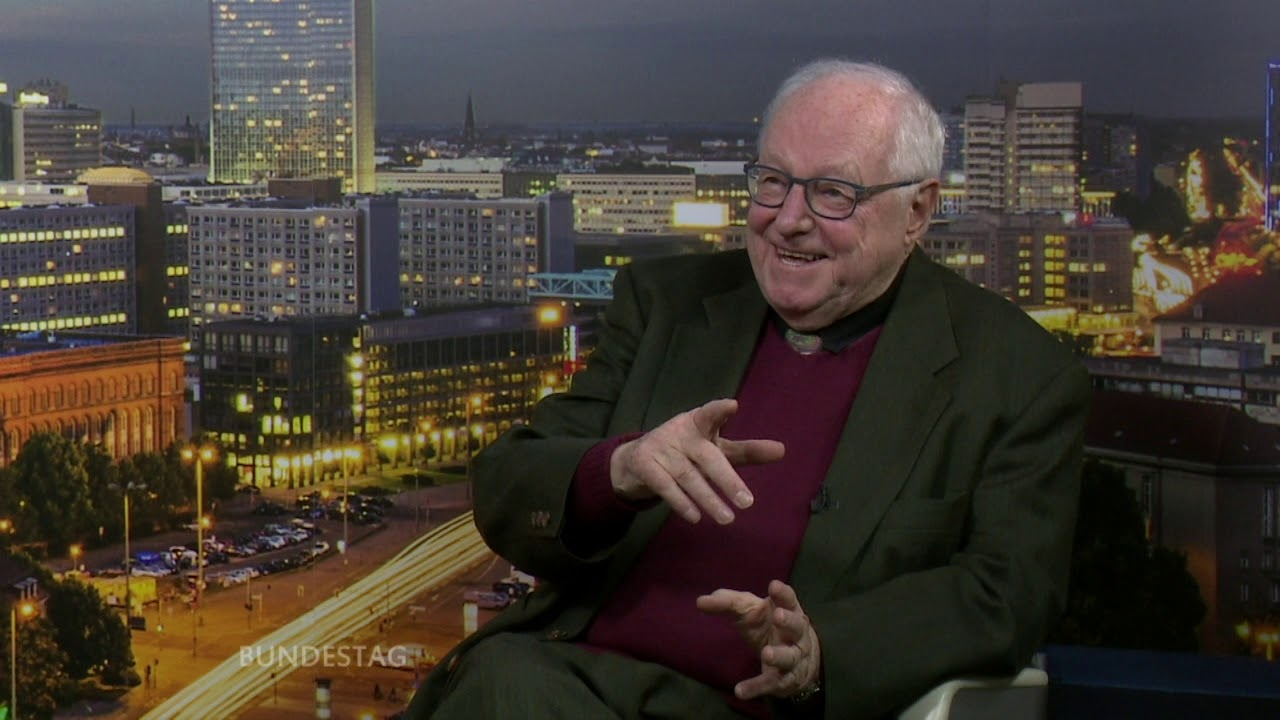 Neues im Bundestag - zu Gast bei TV Berlin