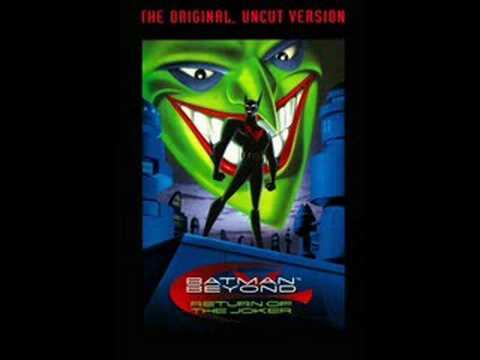 Batman Beyond Return Of The Joker OST Crash
