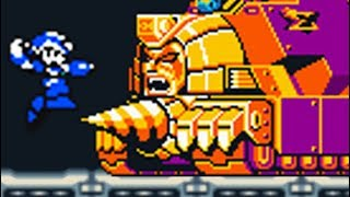 Mega Man Xtreme 2 (GBC) All Bosses (No Damage)