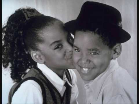 Syreeta (RIP)  Your kiss is sweet.