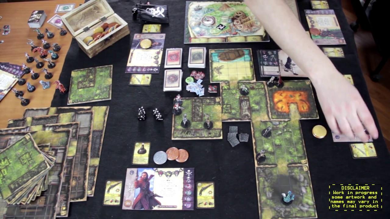 Skull Kickstarter TalesFull Editorial — Eclipse SailBy Yyb7gf6