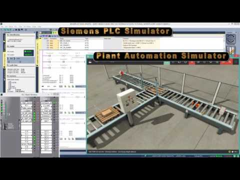 What are the uses of PLC Simulator