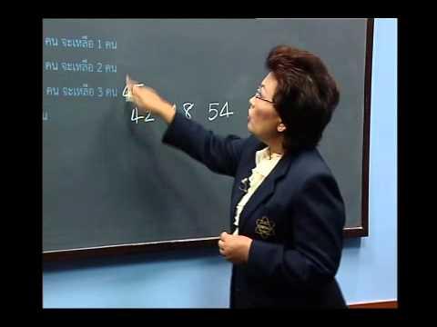 เฉลยข้อสอบ TME คณิตศาสตร์ ปี 2553 ชั้น ป.6 ข้อที่ 19