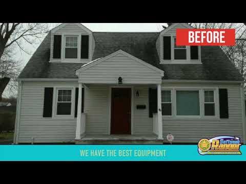Pressure Washing | Roof Cleaning | SoftWash Ranger | Cedar