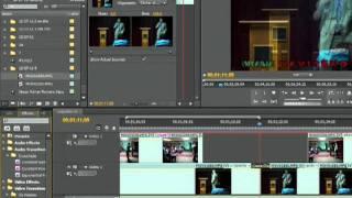 Adobe Premiere Pro CS5 Tutorial Transition Effect Proffesional #1 CS4 CS3