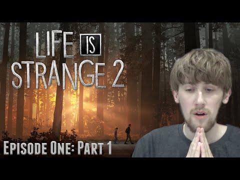 TheTrophyMuncher Plays: Life Is Strange 2 (Part 1)