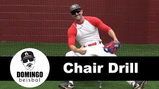 Drills with Domingo Ayala: Infield Chair Drill