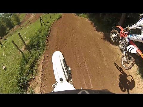 Ripping at Big Air and Martin Motocross MI - GoPro Laps