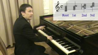 Уроки игры на пианино #25 септаккорды