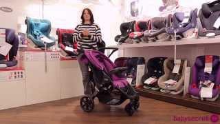 Прогулочная коляска Britax B-Agile. Видео обзор об особенностях этой коляски..