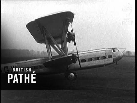 Giant British Air Liner (1930)