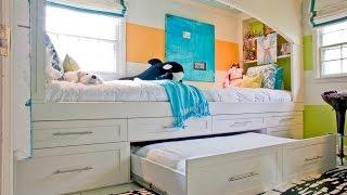 видео Кровать для двоих детей