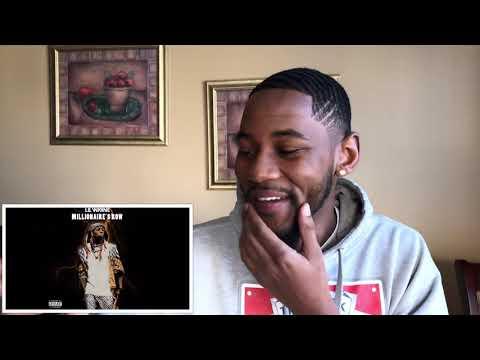 Lil Wayne - Millionaire's Row 🔥 REACTION