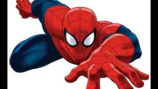 Hero spiderman