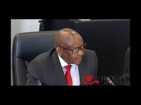 JSC interview of Advocate R G Beaton SC for the Labour Court