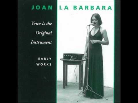 Joan La Barbara - ''q-/-uatre petites betes''