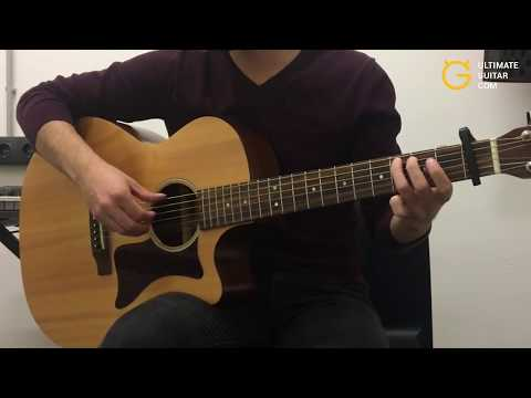 Ed Sheeran - Perfect (Fingerstyle Cover)