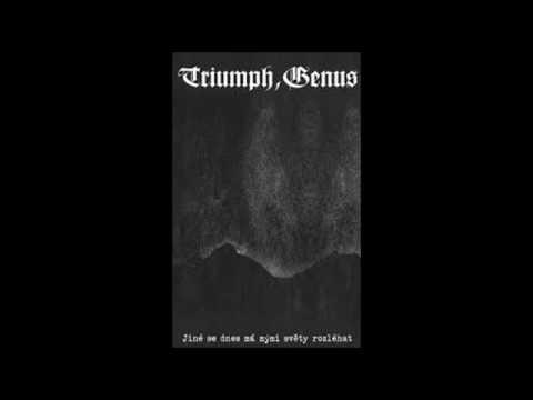 Triumph, Genus (Czech Republic) - Jiné se dnes má mými svety rozléhat (EP) 2014