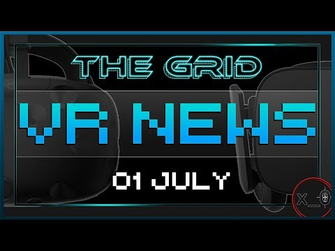 THE GRID VR   Virtual Reality News - Marvel Powers Black Panther, Valve Knuckles, Pimax, Contagion