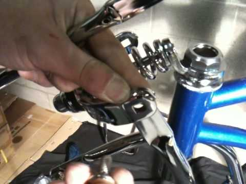 16 Lowrider Bike Assembly Youtube