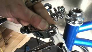 16 Lowrider Bike Assembly
