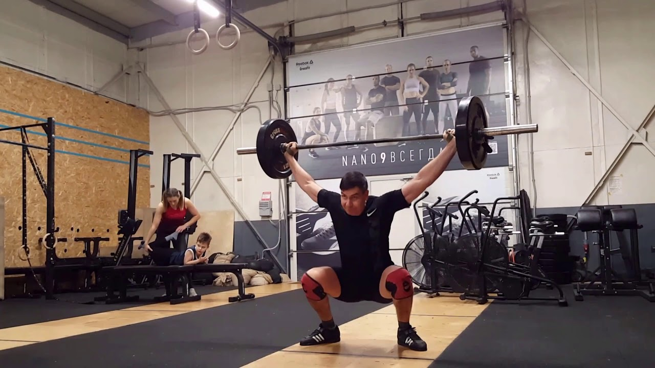 2020 Crossfit Games Mens Speed Snatch Ladder - Olympic Lifting Coach Reacts  : crossfit