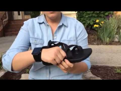 7db40b8c8844 How To Fit Your Chacos - YouTube