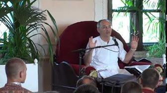 Шримад Бхагаватам 10.3.19 - Аударья Дхама прабху