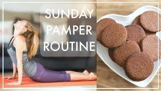 My Home Pamper Routine | Niomi Smart ad