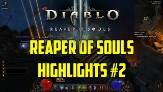 Diablo 3 - Reaper of Souls Highlights 2