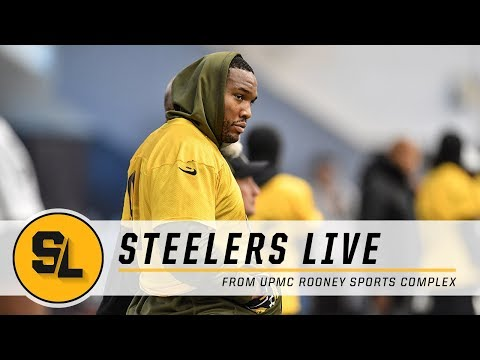 Who's In, Who's Out For Sunday Vs. Broncos   Steelers Live