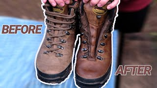 How to Correctly Clean & Protect Leather Boots