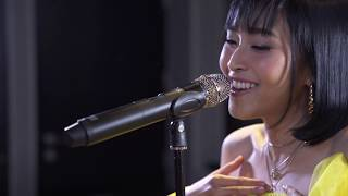 Rinni Wulandari - Crazy Over You Live Studio Session