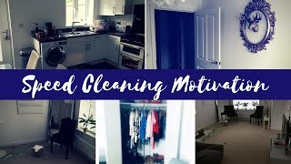 CLEANING MOTIVATION | SPEED CLEAN 2019 | CLEAN WITH ME