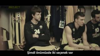 Fenerbahçe Basketbol Euroleague Playoffs 2017 Promo #WERISE by Fener Project