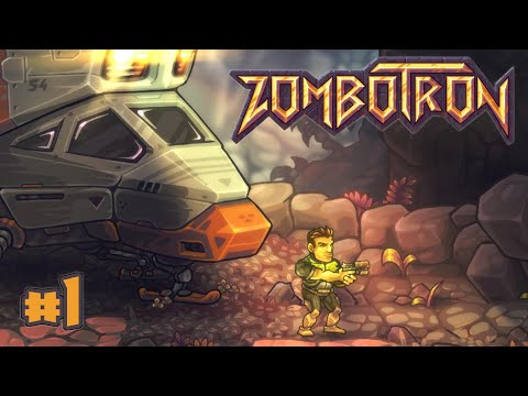 Zombotron - #Прохождение 1