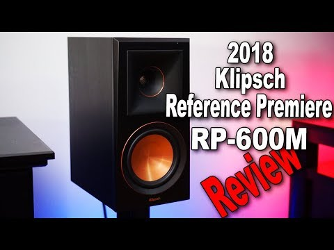 Klipsch RP-600M Reference Premiere Speaker Review