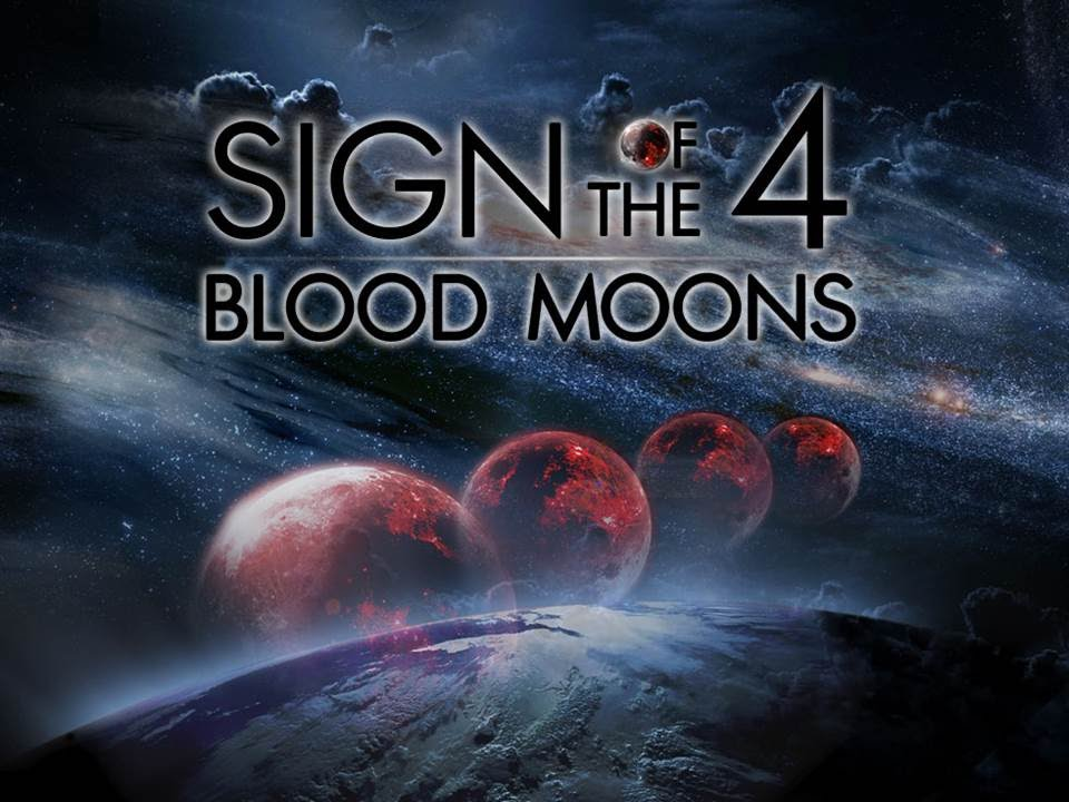 THE FOUR BLOOD MOONS, SOMETHING BIBLICAL IS GOING ON - YouTube