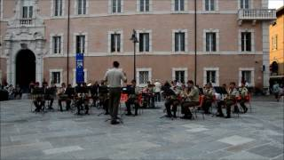 "Bud Spencer & Terence Hill medley  ""Banda della Brigata Paracadutisti Folgore"" (per banda)"