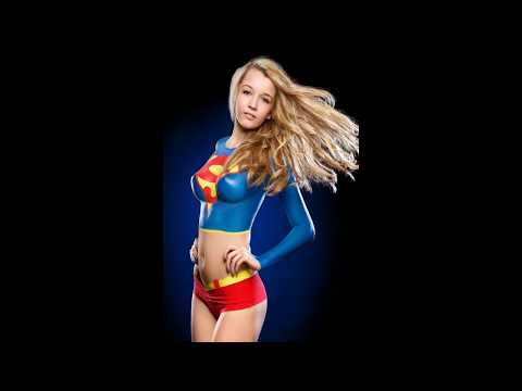 31 Cosplay Girls - Body Paint Edition 2 -  Star Wars , Marvel , DC & Video Games by Epic Heroes
