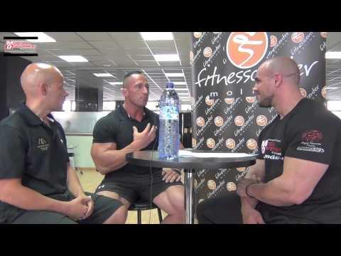 Jordi Zafra, Entrevista para Muscular Development España y Latino