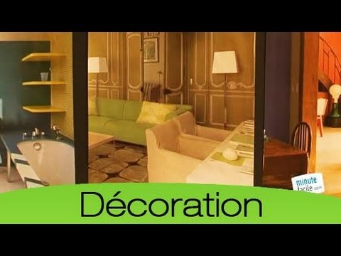comment marier les couleurs en d coration d 39 int rieur youtube. Black Bedroom Furniture Sets. Home Design Ideas