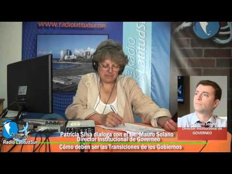 Transiciones: Mauro Solano en Radio Latitud Sur de Mar Del Plata