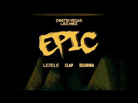 Ocarina vs. Clap vs. Levels vs. Epic (Dimitri Vegas & Like Mike Mashup) - Bringing the Madness