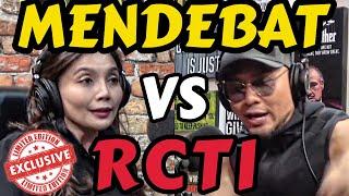 RCTI SAYA DEBAT‼️RCTI MENJAWAB. -EXCLUSIVE Direktur RCTI -Deddy Corbuzier Podcast